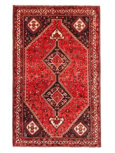"FJ Kashanian Persia Hand-Knotted Rug (5'8""x9')"