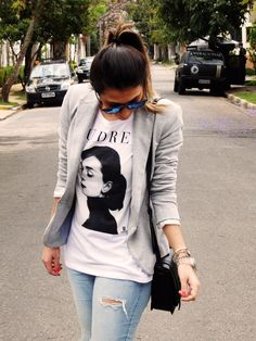 Look do Dia: Audrey