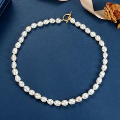 beautiful 5-6mm Natural white Akoya pearl necklace 34inch