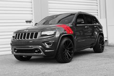 custom 2014 grand cherokee limited | 2014 JEEP GRAND CHEROKEE | CLEAR BRA, 22″ XO TOKYO WHEELS, NITTO ...