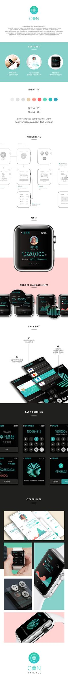 CON App 2.0 is a neat financial life living app for 20's.