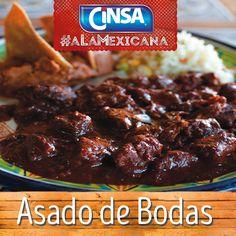 #Cinsa #CinsaALaMexicana #Recetas #Mexicanas #RecetasMexicanas #México #Comida #ComidaMexicana #peltre #MarcasMexicanas #AsadoDeBodas #Zacatecas