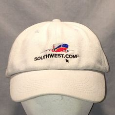 c8da9dad067f8 Vintage Baseball Cap Outdoor Sports Hats For Men Off White Black Red Blue Cap  Cool Airplane Dad Hat Southwest Airlines Ball Caps T114 MA8182