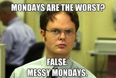 Messy mondays on Blimey Cow (youtube).  They are brilliant.