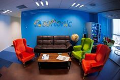 Oficinas de Softonic. | TecnoDiva