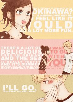 Daytime Shooting Star ❤ Hirunaka no Ryuusei