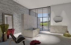 toscane villa renewal - vades interior design