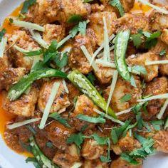 Karahi Recipe, Chicken Karahi, Coriander Seeds, Boneless Chicken, Naan, Wok, Pakistani, Chicken Recipes, Food Photography