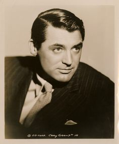 1942 CARY GRANT RARE PORTRAIT PHOTOGRAPH COLUMBIA MR LUCKY GAMBLING MAN
