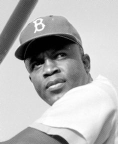 jackie robinson the first african american athlete who broke the color barrier in baseball Baseball from black firsts the first known black professional  in 1997, it was to  honor jackie robinson, who broke the color barrier in 1947 with the  african  american athletes have had an unparalleled, two-century history.