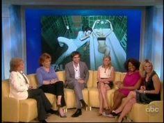 ▶ Part 1 - Robert Pattinson and Emilie De Ravin on The View 03-02-10 - YouTube