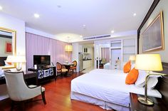 Centre Point Silom | Bangkok Hotel & Residence - Online hotel reservations for Hotel in silom, Thailand.