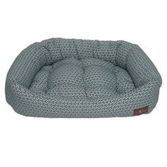Napper Dog Bed, Eve Blue-Large £166