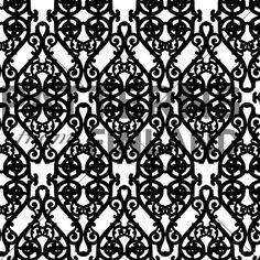 Medaljonki by Kahandi Design   #patternsfromfinland #kahandidesign #pattern #surfacedesign #finnishdesign