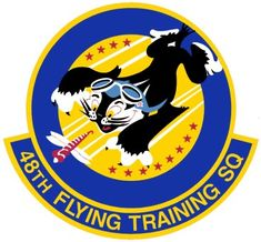 #48th Flying Training Squadron (48 FTS) is part of the #14th Flying Training Wing based at Columbus Air Force Base, Mississippi. It operates T-1 Jayhawk aircraft conducting flight training. The squadron is one of the oldest in the Air Force, being formed during World War I as the #48th Aero Squadron on 4 August 1917. Currently the squadron specializes in the tanker and airlift track of specialized undergraduate pilot training.