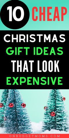 Christmas gift ideas that are cheap but still look luxurious! Finding the perfect gift for someone can be daunting especially when you don't have a huge budget for Christmas. Luckily there are tons of gift ideas that are cheap but still have that expensive look. As a bonus some of these are perfect as frugal gifts. Frugal Christmas, Christmas Gifts For Wife, Christmas Planning, Christmas Ideas, Holiday, Cheap Gifts, Frugal Living, Way To Make Money, Easy Crafts