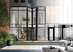 15 Renwick Case Study by MARCH - 3D Architectural Visualization & Rendering Blog