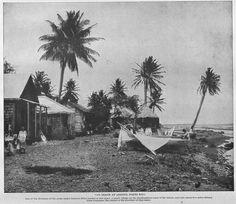 Vintage photo of Arroyo, Puerto Rico