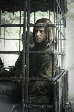 Jaqen Hghar, one of the coolest characters of the GoT series...  Don't get me wrong, the tv show is great, but the books are beyond amazing