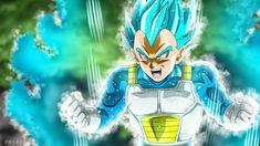 Vegeta Blue Powering Up by rmehedi Dragon Ball Z, Super Saiyan Blue Kaioken, Broly Ssj4, Got Characters, Online Anime, Character Drawing, Dbz, Daniel Fernandes, Wallpapers