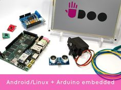 UDOO 73€ All in One Android device, Powerful computer, Arduino-compatible, ADK 2012