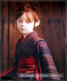 Авторские японские куклы Yuki Atae (Юки Атае).