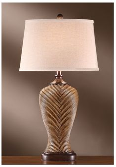 Wheaton Table Lamp Resin Rattan and Wood Finish - Oval Hardback Shade Linen Fabric - 32 Crestview Collection - Rustic Furniture Stores, Rustic Table Lamps, Crestview Collection, Lamps For Sale, Lamp Shade Store, Farmhouse Lighting, Contemporary Lamps, Cool Floor Lamps, Types Of Lighting
