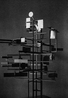 Nicolas Schoffer, Cysp 2, 1956