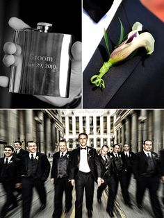 Flask...good groomsmen gifts?