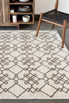 Allie Wool Rug