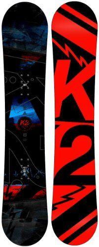 K2 Brigade Wide Snowboard 159 Mens