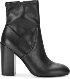 Bojana Bootie - A good bootie never goes out of style. This one's a classic for a reason, with soft yet sturdy leather, a flat sole, and a stacked-to-there heel (that's actually super walkable).