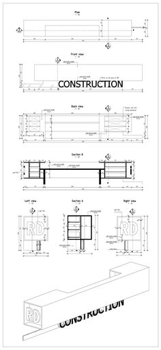 RD Construction Office by IND Architects - Office Snapshots Reception Counter Design, Office Reception, Construction Documents, Construction Drawings, Pizzeria, Retail Merchandising, Shop Interior Design, Office Interiors, Architecture Details