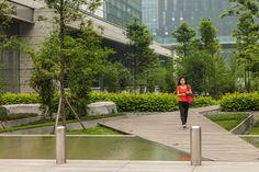 Symantec Chengdu Campus by SWA « Landscape Architecture Works | Landezine