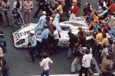 Martini Racing Porsche 917, winner of 1971 Le Mans