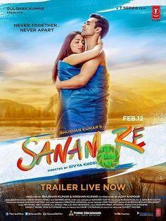 Sanam Re 2016 Hindi DVDScr Watch Online