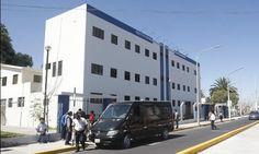 AREQUIPA. Obrero muere tras caer de edificio de 4 pisos en José Luis Bustamante y Rivero http://hbanoticias.com/7568