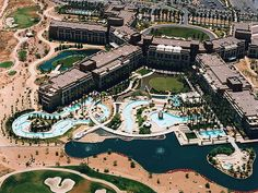 JW Marriot Desert Ridge ... one of my favorite Scottsdale Resorts