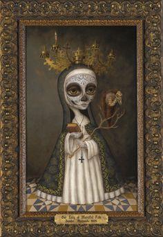 Our Lady Of Merciful Fate by Brandon Maldonado