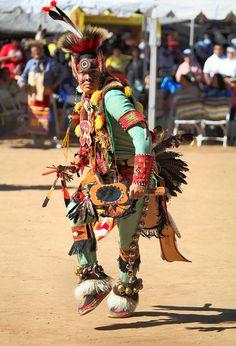 Chumash 17th Powwow, via Flickr.