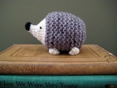 Little oddment hedgehog by Little Cotton Rabbits