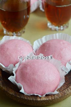 Curry Puff Recipe, Roti Bread, Diah Didi Kitchen, Japanese Cheesecake, Pastry And Bakery, Asian Desserts, Indonesian Food, Food And Drink, Cooking Recipes