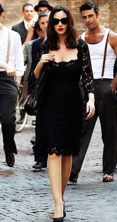 Monica Bellucci for Martini