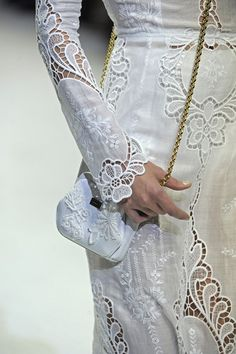 More Broderie Anglaise Detail #TopshopPromQueen