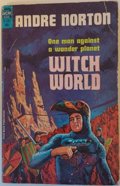 Witch World -- Andre Norton