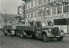 Van der Meulen-Ansems Vestdijk Eindhoven Eindhoven, Volvo, Mercedes Benz, Antique Cars, Trucks, Volkswagen, Weights, Nostalgia, Vintage Cars