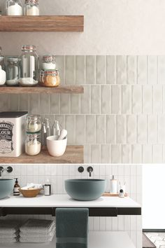 New Range of Bathroom and Kitchen Tiles Our unrivalled range of premium quality porcelain wall tiles is growing! The latest additions have landed and we are excited for you to see them. Borgo can transform the look of your room into a piece of art. The Borgo range comprises of three stunning colours and are available in Matt and Gloss. Metro Tiles, Outdoor Tiles, Kitchen Tiles, Wall Tiles, Art Pieces, Porcelain, Range, Colours, Flooring