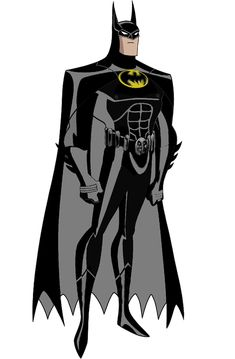 JLU Batman Forever (Panther Suit) by Alexbadass on DeviantArt Batman Armor, Batman Suit, I Am Batman, Bob Kane, Comic Character, Comic Book Characters, Character Design, Comic Books, Batwoman