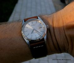 Rolex - Never too early for a classic Rolex shot   -