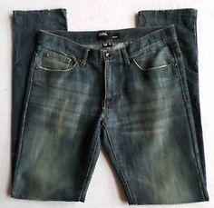 Mens Size 30x32 BDG Skinny Jeans Urban Outfitters, Slightly Distressed, Wrinkles. $19.99